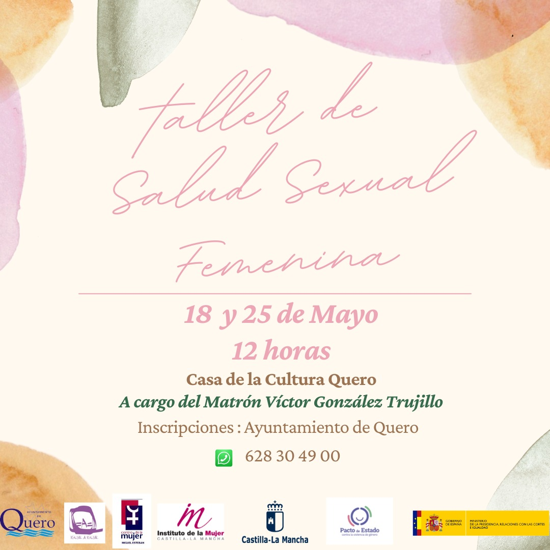 Taller de Salud Sexual Femenina